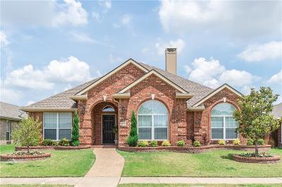 Allen Single Family Home For Sale: 1504 Scottsman Drive