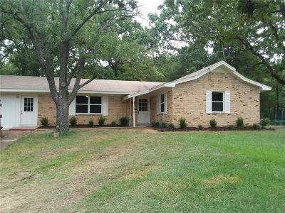 Canton TX Single Family Home For Sale: $170,000