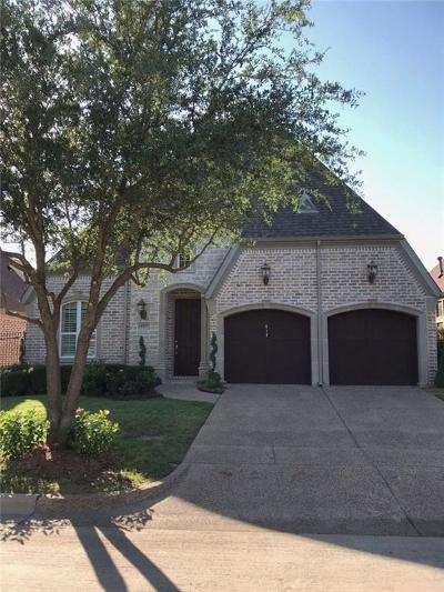 Colleyville Single Family Home For Sale: 617 Creekview Lane