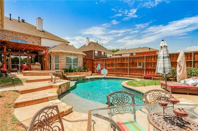 Frisco Single Family Home For Sale: 1028 Knightsbridge Drive