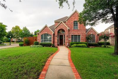 Plano TX Single Family Home Active Option Contract: $478,500