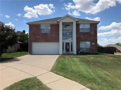 Kennedale Single Family Home For Sale: 600 Parkview Court