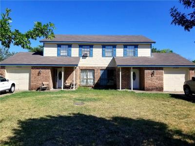 Benbrook Multi Family Home For Sale: 1053 Cottonwood Trail
