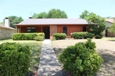 Garland Single Family Home For Sale: 1217 Blanco Lane