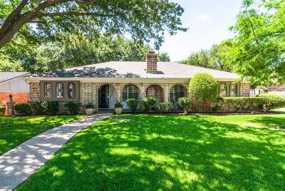 Hurst Single Family Home Active Option Contract: 325 Baker Drive