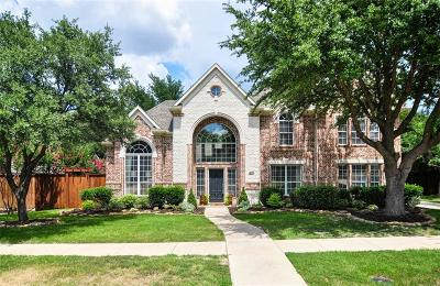 Mckinney Single Family Home Active Option Contract: 3021 Normandy Drive