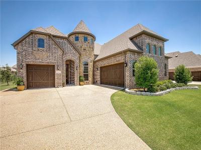 Rockwall Single Family Home For Sale: 2120 Barlass Drive