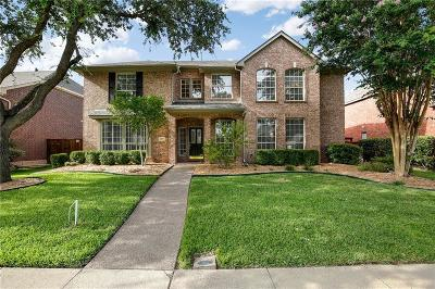 Coppell Single Family Home For Sale: 1009 Basilwood Drive