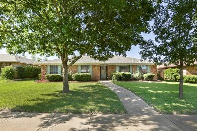 Flower Mound Single Family Home Active Option Contract: 1117 Lopo Road