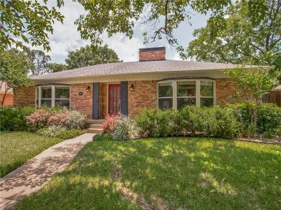 Dallas TX Single Family Home For Sale: $325,000