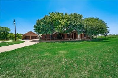 Navarro County Single Family Home Active Contingent: 1700 Fm 637
