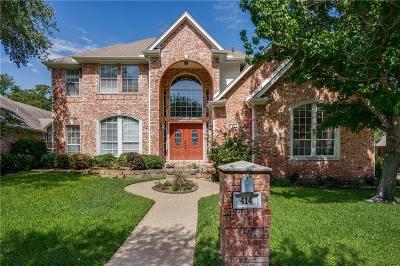 Arlington Single Family Home For Sale: 414 Royal Colonnade