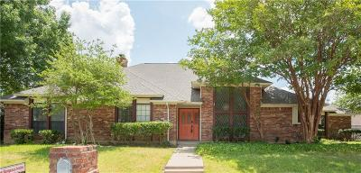 Arlington Single Family Home Active Option Contract: 4005 Cedar Creek Court