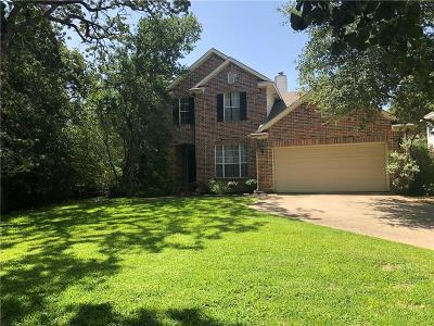 Flower Mound Single Family Home For Sale: 1701 Arrow Wood Drive