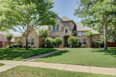 Keller Single Family Home For Sale: 1024 Anson Drive