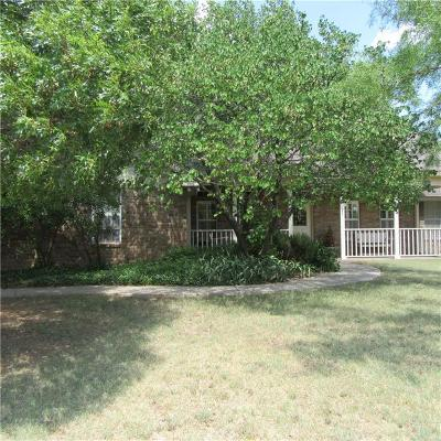 Abilene Single Family Home Active Kick Out: 375 Avenida Cortez