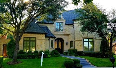 Frisco TX Single Family Home For Sale: $1,499,000