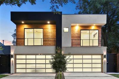 Dallas Half Duplex Active Option Contract: 2331 Kirby Street