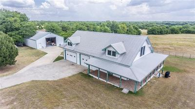 Van Alstyne Single Family Home For Sale: 432 Edwards Road