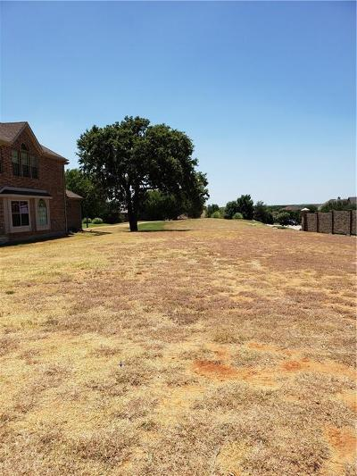 Parker County, Tarrant County, Wise County Residential Lots & Land Active Option Contract: 12355 Fairway Meadows Drive