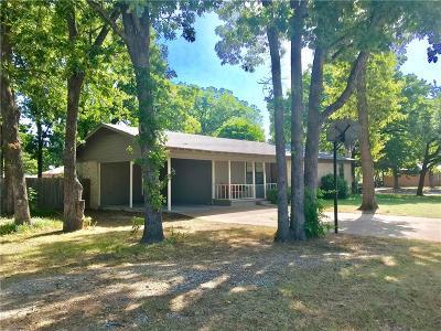 Canton TX Single Family Home Active Option Contract: $124,900