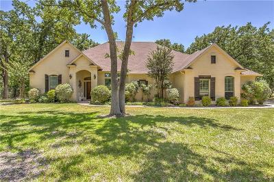 Weatherford Single Family Home For Sale: 113 Coldwater Creek Lane