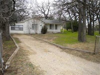 Azle Single Family Home For Sale: 425 Dunaway Lane