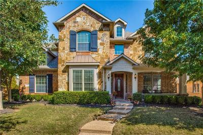 Frisco Single Family Home For Sale: 8768 Sherwood Drive