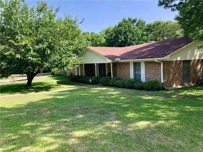 Canton Single Family Home Active Option Contract: 601 Lakewood Drive