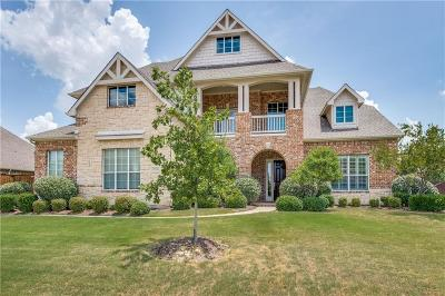 Frisco Single Family Home Active Option Contract: 5956 Myrtle Lane