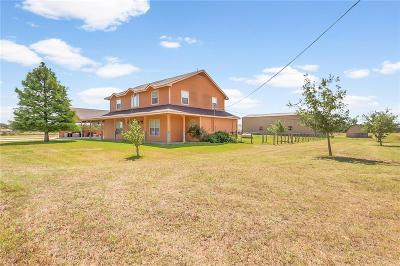 Granbury Single Family Home For Sale: 3601 Brushy Road