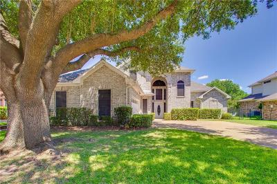 Rowlett Single Family Home Active Option Contract: 4514 Scenic Drive