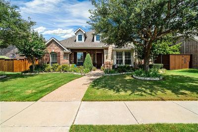Allen Single Family Home For Sale: 2109 Arches Park Drive