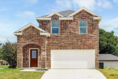 Terrell Single Family Home For Sale: 101 Brooks Drive