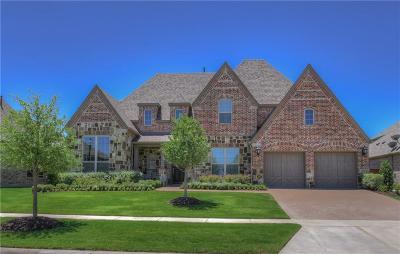 Prosper Single Family Home For Sale: 4531 Bristleleaf Lane