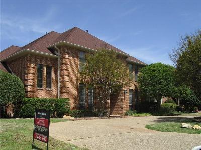 Single Family Home For Sale: 5901 Buffridge Trail