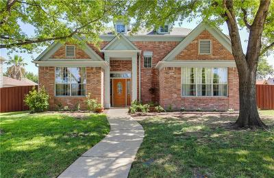 Lewisville Single Family Home For Sale: 1344 Old Barn Lane