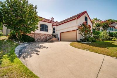Rockwall Single Family Home For Sale: 3403 Waterview Trail