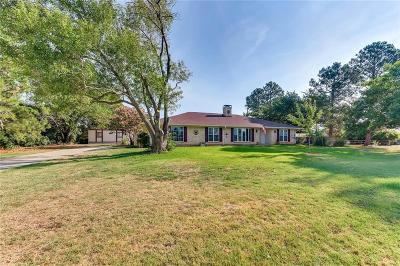 Double Oak Single Family Home Active Kick Out: 701 Cross Timbers Drive