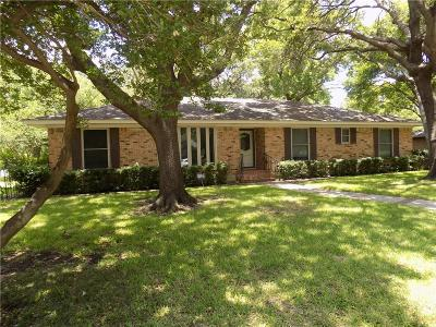 Single Family Home For Sale: 7619 Chalkstone Drive