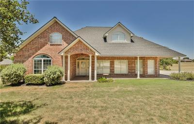 Granbury Single Family Home For Sale: 1622 Crow Creek Drive