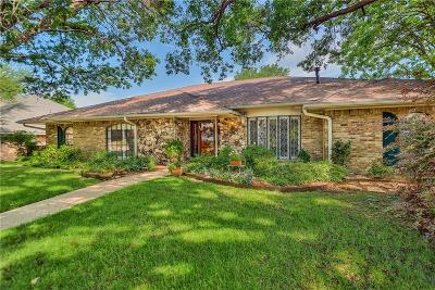 Single Family Home For Sale: 9531 Milltrail Drive