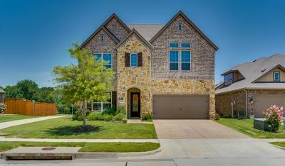 McKinney Single Family Home Active Contingent: 1600 Eastbrook Drive