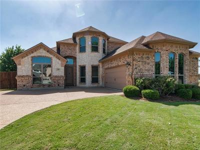 Highland Village Single Family Home Active Contingent: 2801 Spring Hollow Court