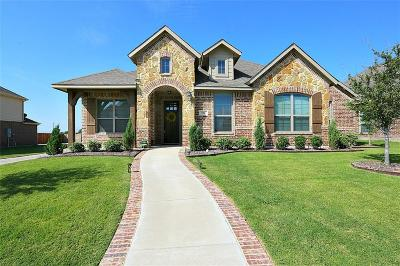 Red Oak Single Family Home Active Option Contract: 116 Post Oak Drive