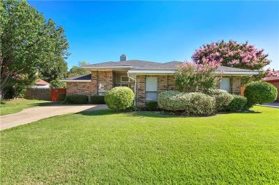 Coppell Single Family Home For Sale: 428 Dillard Lane