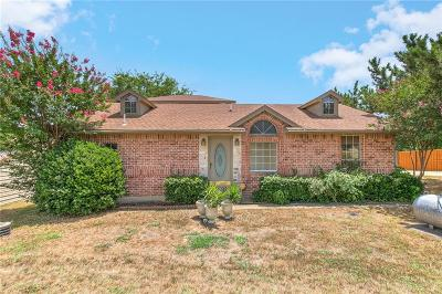 Azle Single Family Home Active Option Contract: 7399 Hickey Road