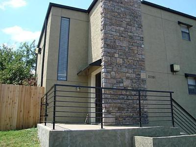 Fort Worth Multi Family Home For Sale: 2201 Park Hill Drive #2201-3