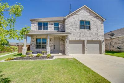 Wylie Single Family Home For Sale: 1716 Roberts Ravine Road