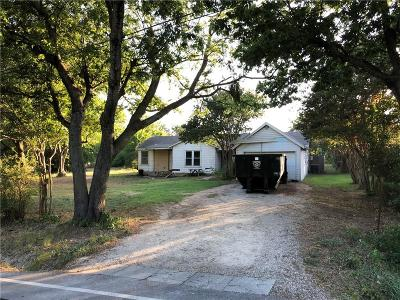 Mansfield Single Family Home For Sale: 1781 Callender Road